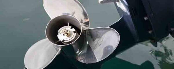 hélice pour mon bateau